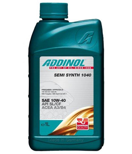 Addinol Semi Synth 1040  1L