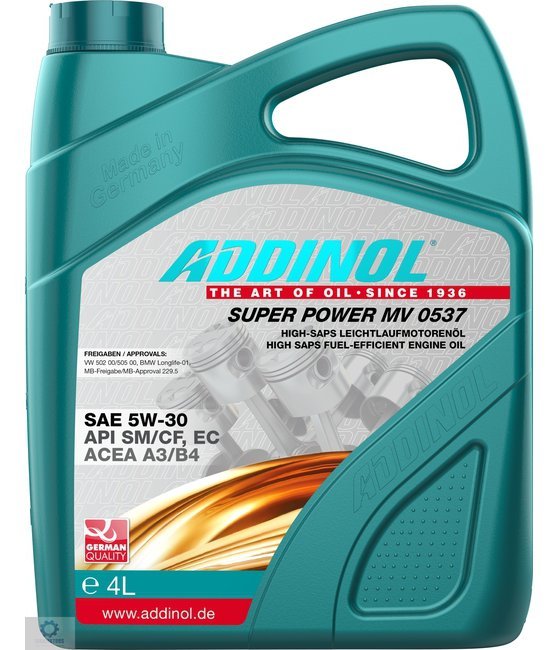 Addinol Super Power MV 0537  4L