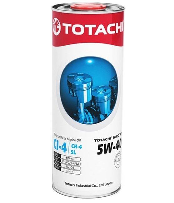 Totachi niro HD semi-synthetic 5W-40  1L