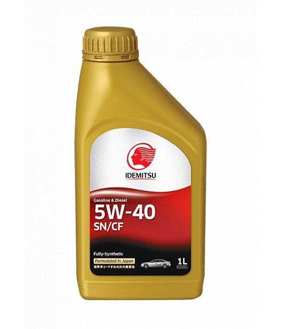 Idemitsu 5W-40 SN/CF 1L