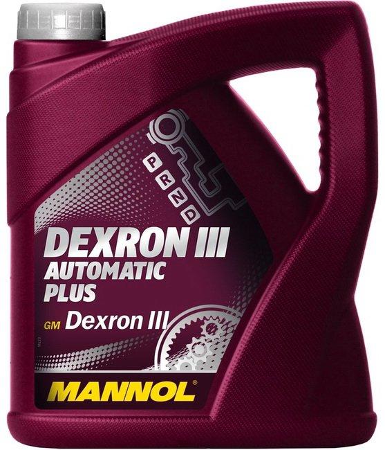 Трансмиссионное масло Dexron III