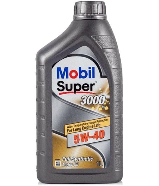 Моторное масло Super 3000 Х1 5W40  1L