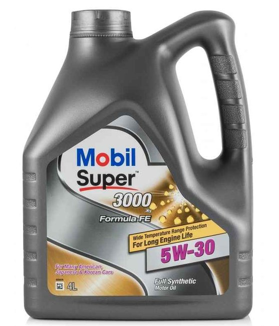 Моторное масло Super 3000 X1 Formula FE 5W-30  1L (1)