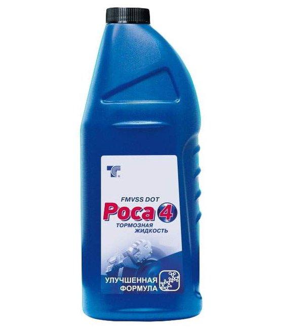 Тормозная жидкость РОСА 4  455г