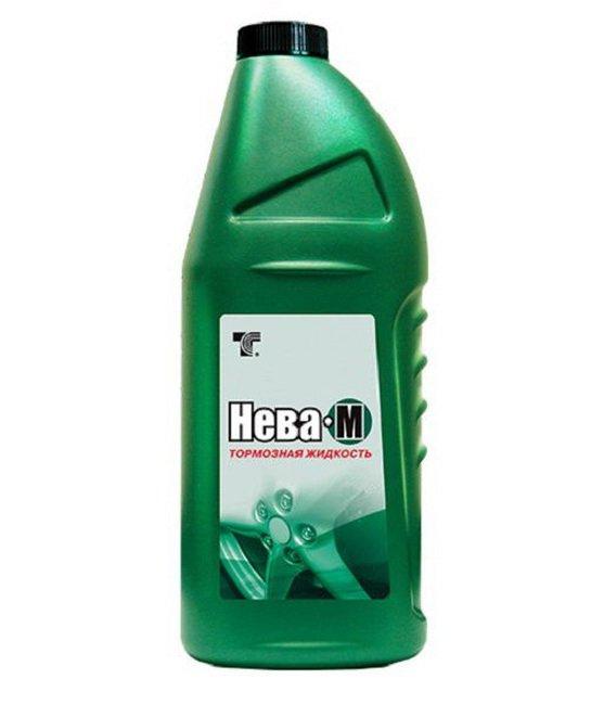 Тормозная жидкость Нева-М  455г
