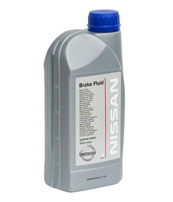 Тормозная жидкость Nissan DOT 4  1L