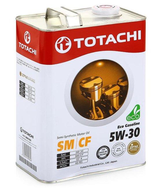 Totachi niro LV semi-synthetic 5W-30  4L