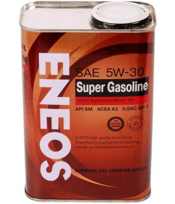 Масло моторное ENEOS Super Gasoline 5W-30  1L