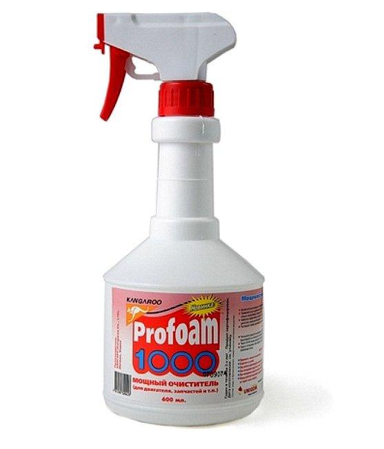 Очиститель двигателя и запчастей Profoam 1000